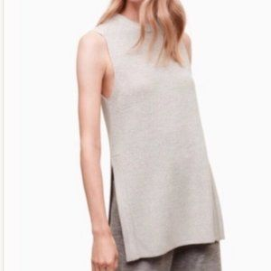 WILFRED PALMIER SWEATER IN CREAM | ARITZIA